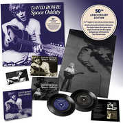 Space Oddity (50th Anniversary EP) , David Bowie