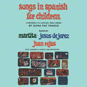 Songs In Spanish For Children , Various Artists
