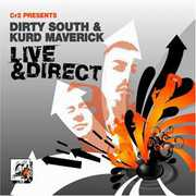 CR2 Presents Dirty South and Kurd: Live and Direct