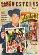 Darn Good Westerns: Volume 1 , Bob Steele