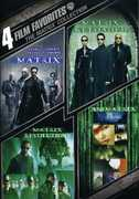 4 Film Favorites: The Matrix Collection , Carrie-Anne Moss
