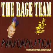The Rage Team: Punkompilation , Various Artists
