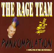 The Rage Team: Punkompilation , Various Artists