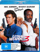 Lethal Weapon 3 [Import] , Mel Gibson