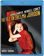 The File on Thelma Jordon , Robert Axelrod