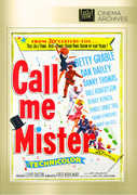Call Me Mister , Betty Grable