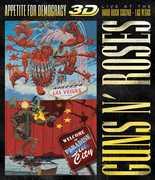 Appetite for Democracy: Live Hard Rock Las Vegas [Explicit Content] , Guns N Roses
