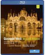 Messa Da Requiem , Lorin Maazel