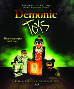 Demonic Toys , Barry Lynch