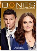Bones: The Complete Ninth Season , David Boreanaz