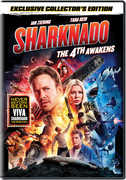 Sharknado: The 4th Awakens , Tara Reid