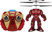 2ch Hulkbuster Marvel IR Helicopter