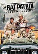 The Rat Patrol: The Complete Series , Christopher George