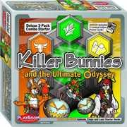 Killer Bunnies: Odyssey Starter Combo - Lively & Spry