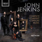 Complete Four Part Consort Music