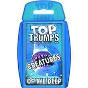 Creatures Of The Deep Sea Top Trumps