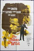 The Joker Is Wild Vintage Movie Poster