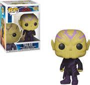FUNKO POP! MARVEL: Captain Marvel - Talos