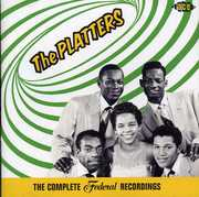 The Complete Federal Recordings [Import]