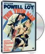 The Thin Man , William Powell