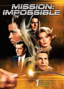 Mission: Impossible: The First TV Season , Abraham Sofaer