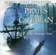 Plays Music from Pirates of the Caribbean: On Stra [Import] , Global Stage Orchestra