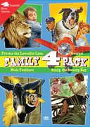 Family 4 Pack , Jack Mullaney
