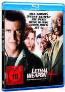 Lethal Weapon 4 (1998) [Import] , Danny Glover