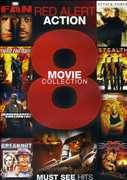 8 Movie Collection: Red Alert Action , Charles Bronson