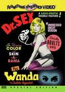 Dr. Sex /  Wanda (The Sadistic Hypnotist) , Marsha Jordan