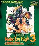 Class of Nuke 'Em High III: The Good, The Bad and the Subhumanoid , Brick Bronsky