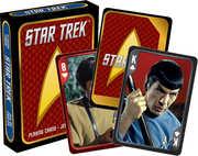 Star Trek- Cast Playing Cards Deck