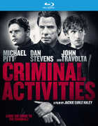 Criminal Activities , Michael Pitt