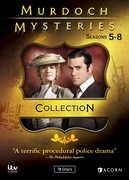 Murdoch Mysteries: Season 5 - 8 , Yannick Bisson