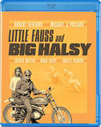 Little Fauss and Big Halsy , Robert Redford