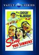 Sing You Sinners , Bing Crosby