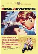 Rome Adventure , Troy Donahue