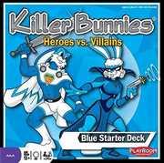 Killer Bunnies: Heroes Vs. Villains - Blue StarterDeck