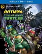 Batman vs. Teenage Mutant Ninja Turtles , Troy Baker