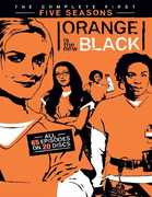 Orange Is the New Black: The Complete First Five Seasons , Taylor Schilling