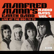 Radio Days Vol. 4: Live At The Bbc 1970-73 , Manfred Manns Earth Band