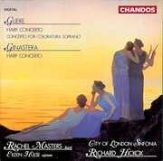 Concerto for Harp & Orchestra; Op 74 , Rachel Masters