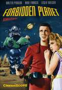 Forbidden Planet , Walter Pidgeon