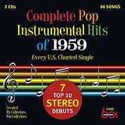 Complete Pop Instrumental Hits Of 1959 /  Var , Various Artists