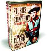 Stories of the Century 1-3: Matt Clark Railroad , Robert Knapp