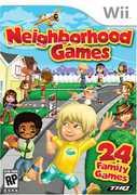 Neighborhood Games for Nintendo Wii