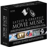 Latest & Greatest Film Music (Original Soundtrack) [Import]