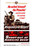 Shoot-Out At Medicine Bend , Randolph Scott