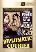 Diplomatic Courier , Tyrone Power
