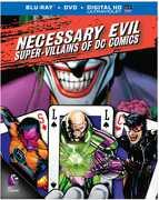 Necessary Evil: Villains of DC Comics , Guillermo del Toro